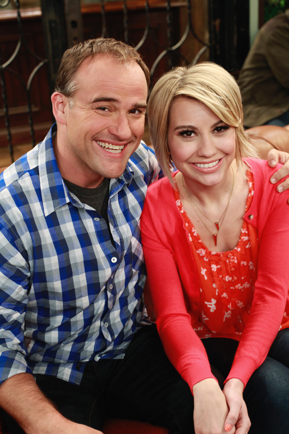 David DeLuise Guests on Baby Daddy