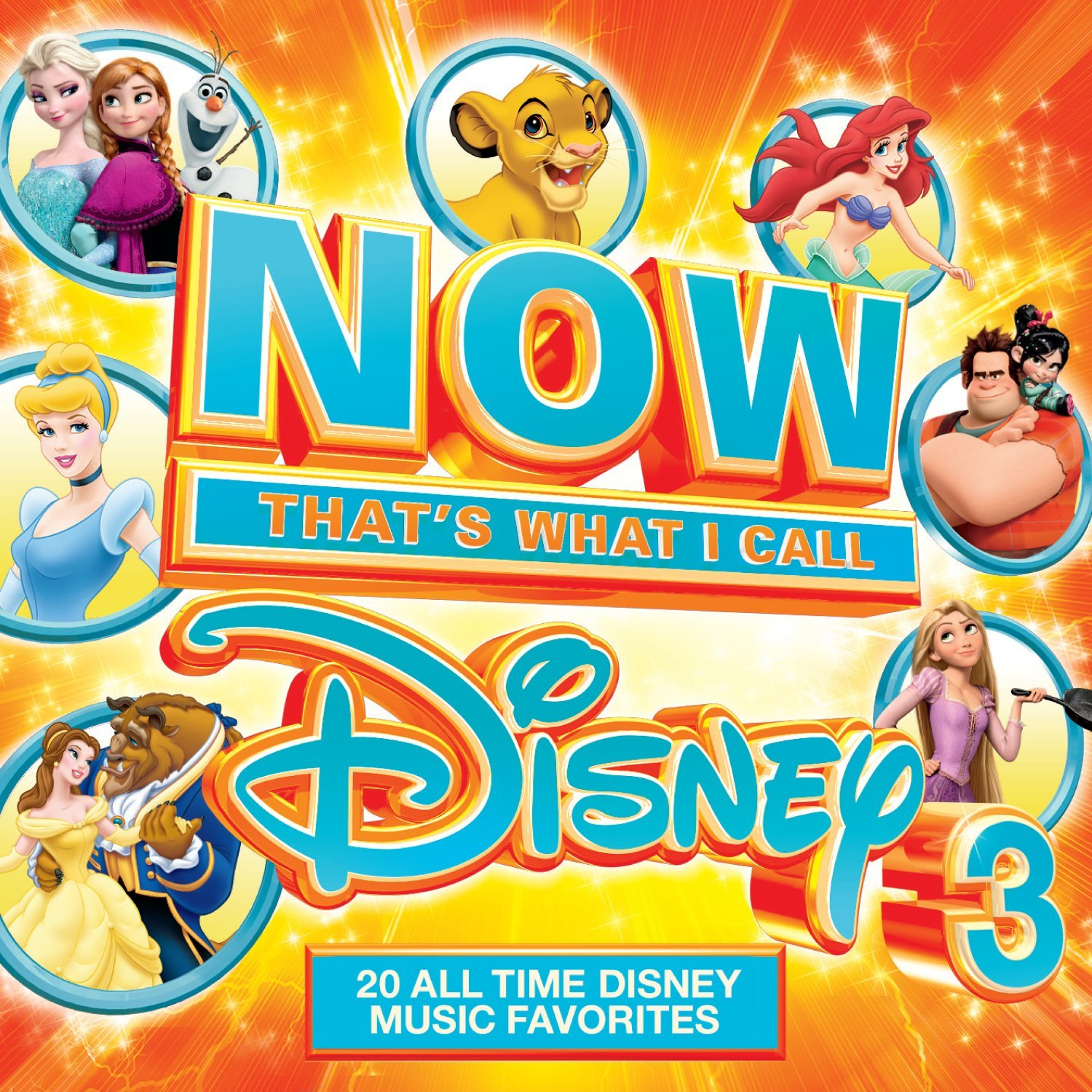Now Disney: That's What I Call Disney 3