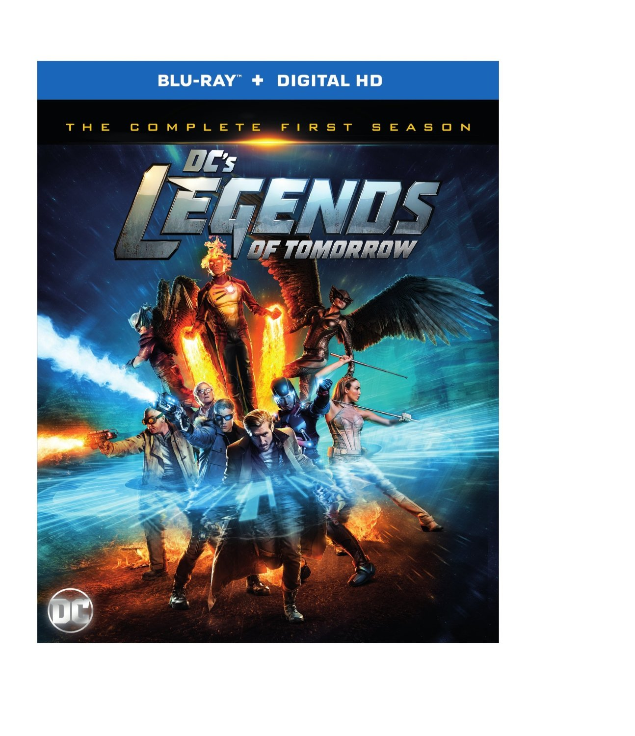 Legends of Tomorrow: The Complete 1st Season