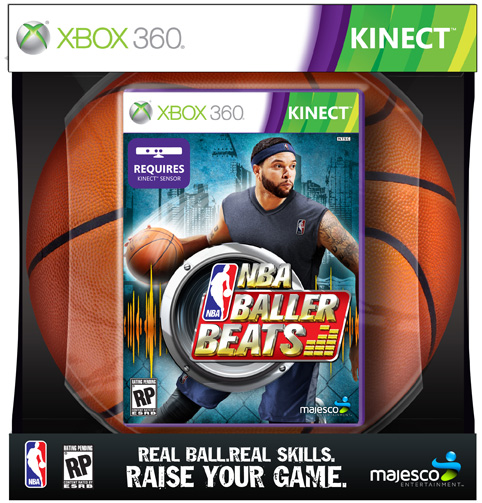NBA Baller Beats for X-Box