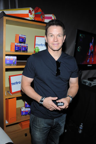 Backstage Creations Mark Wahlberg