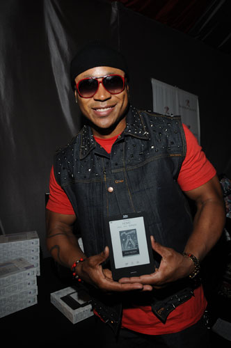 Backstage Creations LL Cool J