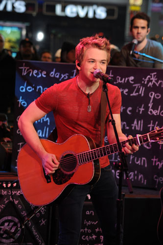 Good Morning America Bully Hunters : Enterteenmentnews hunter hayes feature